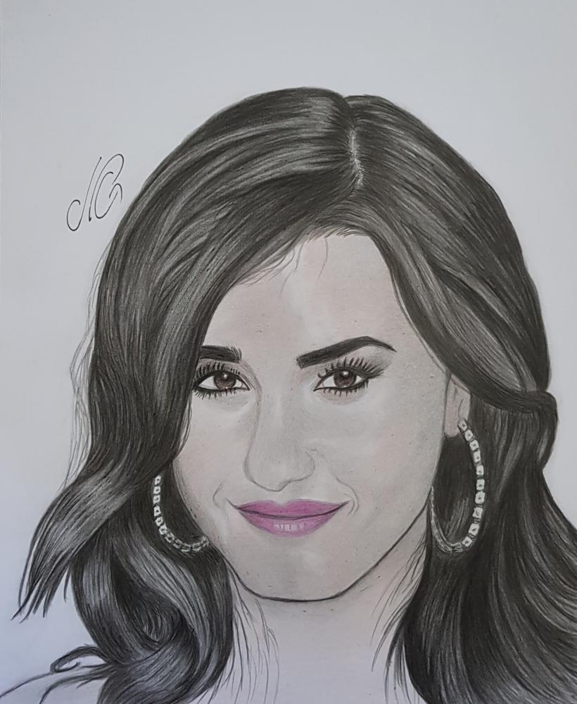 Demi Lovato by Nicky08